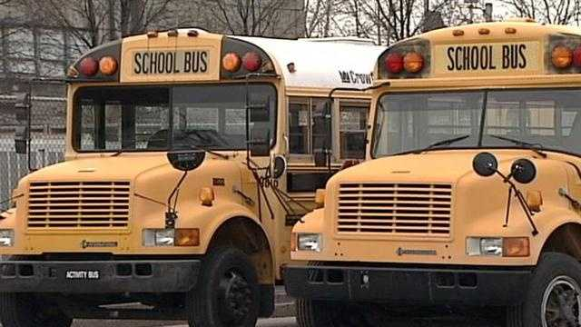 JCPS is closed today, along with several other school districts.