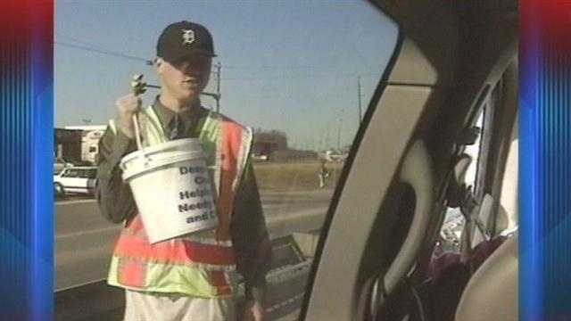 Organizations in New Albany that rely on generous drivers are looking for new fundraising ideas.