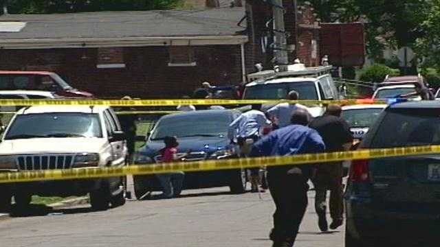 Real impact of local violence: LMPD chief speaks out