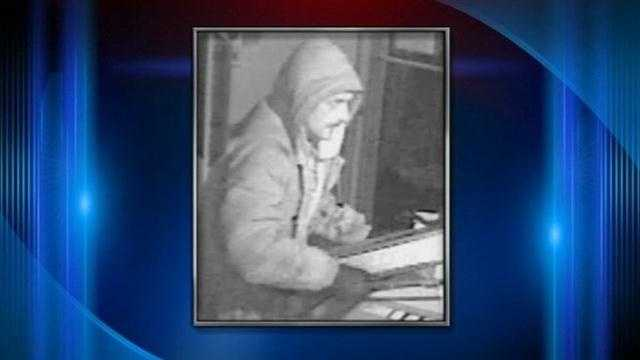 Law enforcement across southern Indiana are searching for a man they said is behind dozens of break-ins.