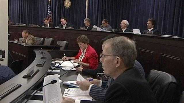 Kentucky lawmakers took steps Wednesday to help offer more protection to domestic violence victims.