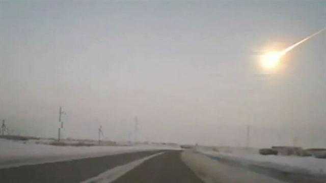 A University of Louisville professor talks to WLKY about the asteroid that sped by Earth and the meteor that struck Russia on Friday.
