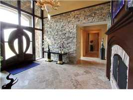 Beautiful grand foyer!