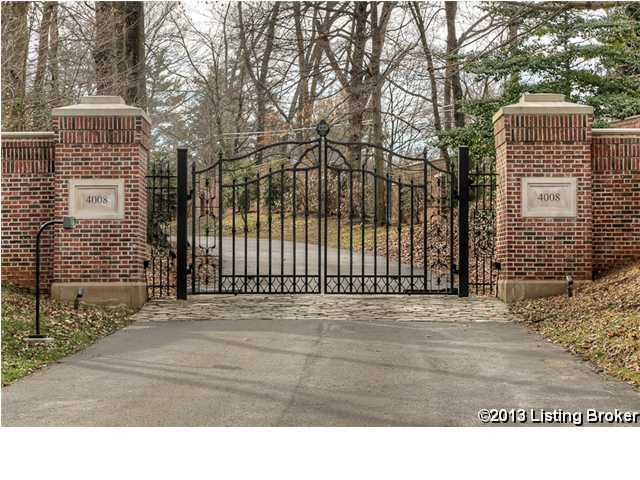 Gated property.