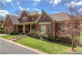 Take a tour of this beautiful 5 bedroom, 5 bathroom family home for $850k in Louisville.