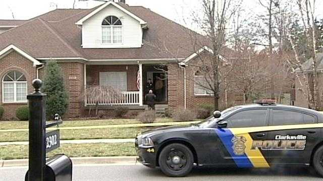 Man found slain in Clark County home
