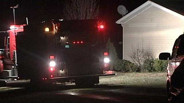 Man flown to hospital for treatment after Henry Co. fire