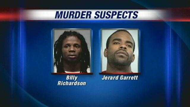 Two indicted in pair of Louisville killings