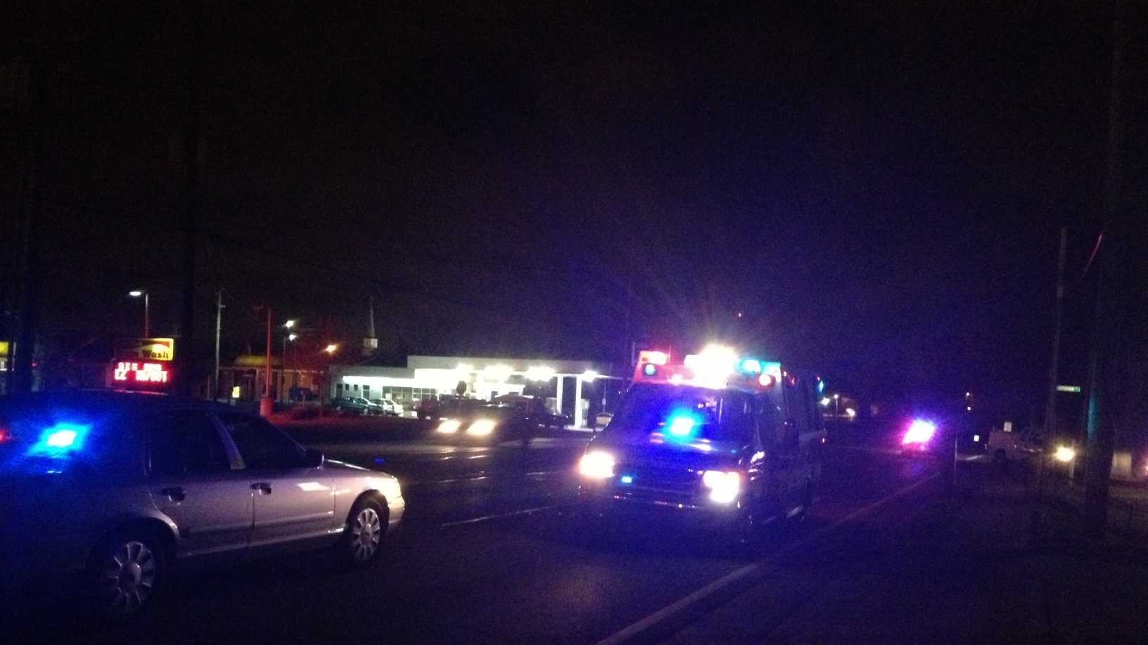 Bardstown Road hit and run