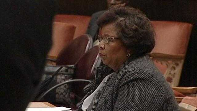 Ethics hearing scheduled for Barbara Shanklin