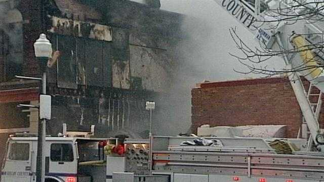 No charges expected in downtown Shelbyville fire