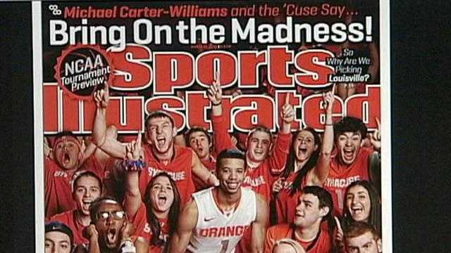 UofL not featured on Sports Illustrated cover