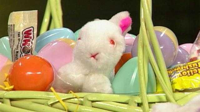 Real Deal: Easter egg hunt