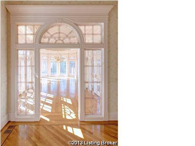 This room has polished hardwood floors.