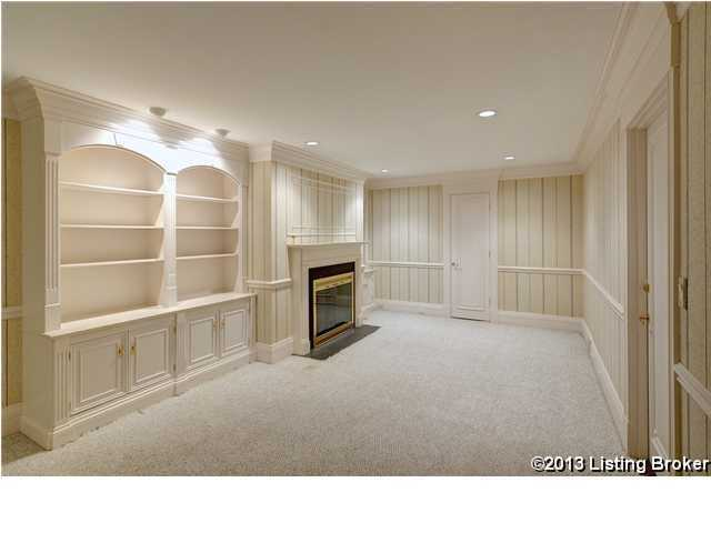 This home has a total of 10 fireplaces throughout the home.