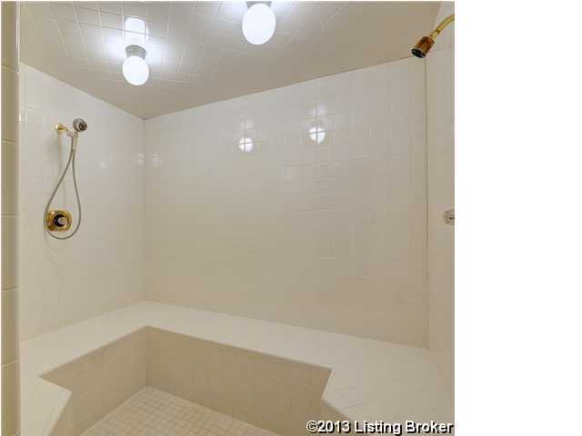 Showering is a totally different experience in a shower like this.
