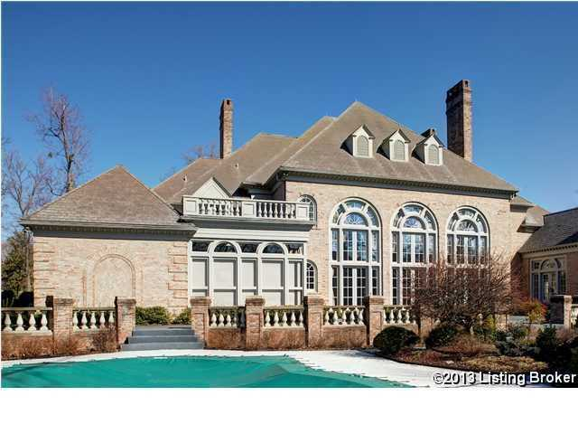 Of course, this property has a pool for the warmer months.