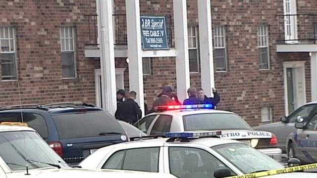 A WLKY investigation shows all three men shot to death in the parking lot of an apartment complex have extensive criminal histories.