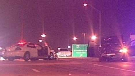 Fern Valley Road crash