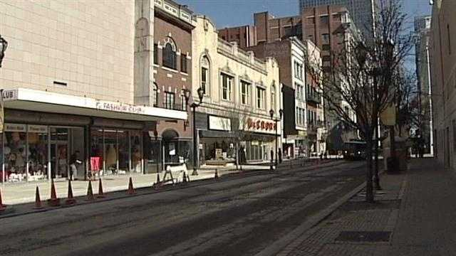 Shopping district coming to downtown Louisville