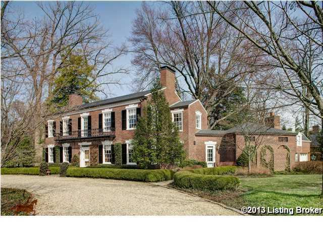 The 4,401 square ft. home sits on 0.7 acres.