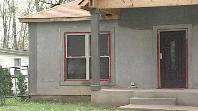 A south Louisville man spoke out Thursday after becoming the victim of a home invasion.