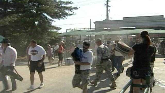 Churchill Downs ups security for Kentucky Derby, Oaks