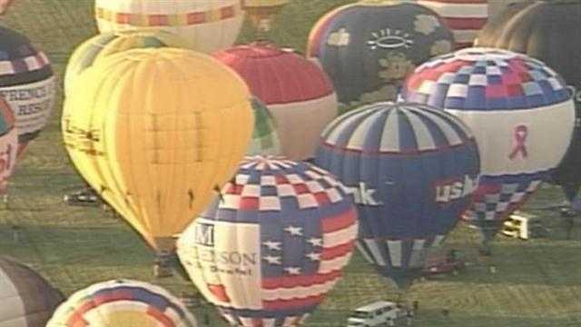 Great Balloon Rush Hour Race