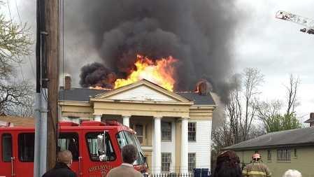 Shelbyville fire