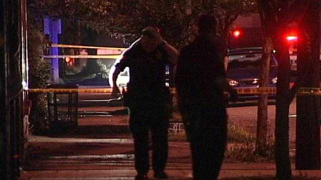 A man who was shot to death Tuesday night in Old Louisville has been identified.