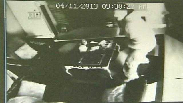 Police are looking for a man they said is responsible for several break-ins in St. Matthews and surrounding areas.