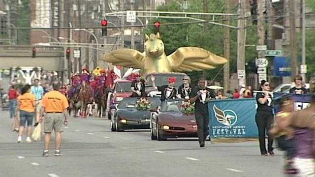 It was the Derby festival's first and founding event and has been going on since 1956.