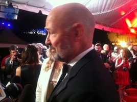 Terry O'Quinn at Barnstable Brown Gala