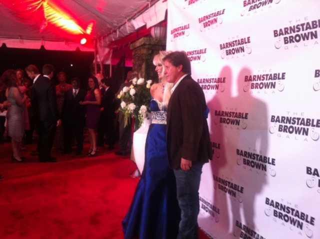 Emilio Estevez at Barnstable Brown Gala