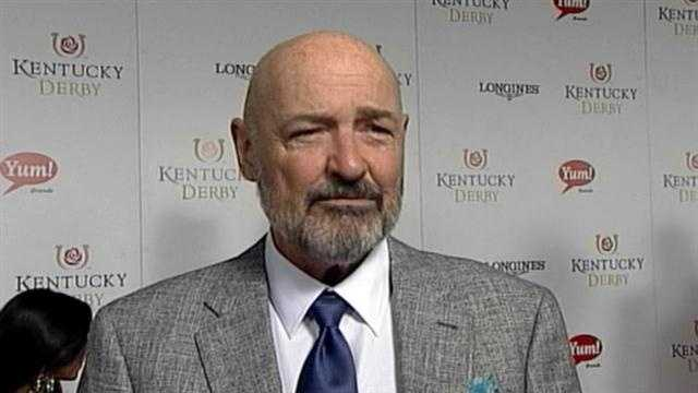 "Terry O'Quinn, actor, most recognized for his performance on the television series ""LOST"""
