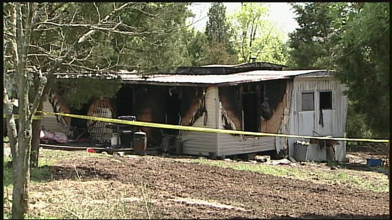 A house fire in Grayson County claimed the life of three people, including a father and his 1-year-old son.