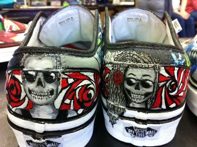 To vote and help Eastern High School's art department win $50,000go to www.vans.com/customculture/vote