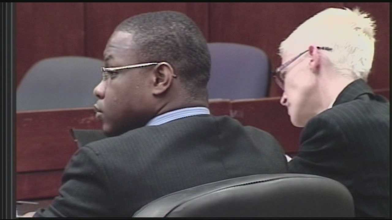 Witnesses continue to take the stand in the second trial of a man accused of killing a key witness in a murder case.