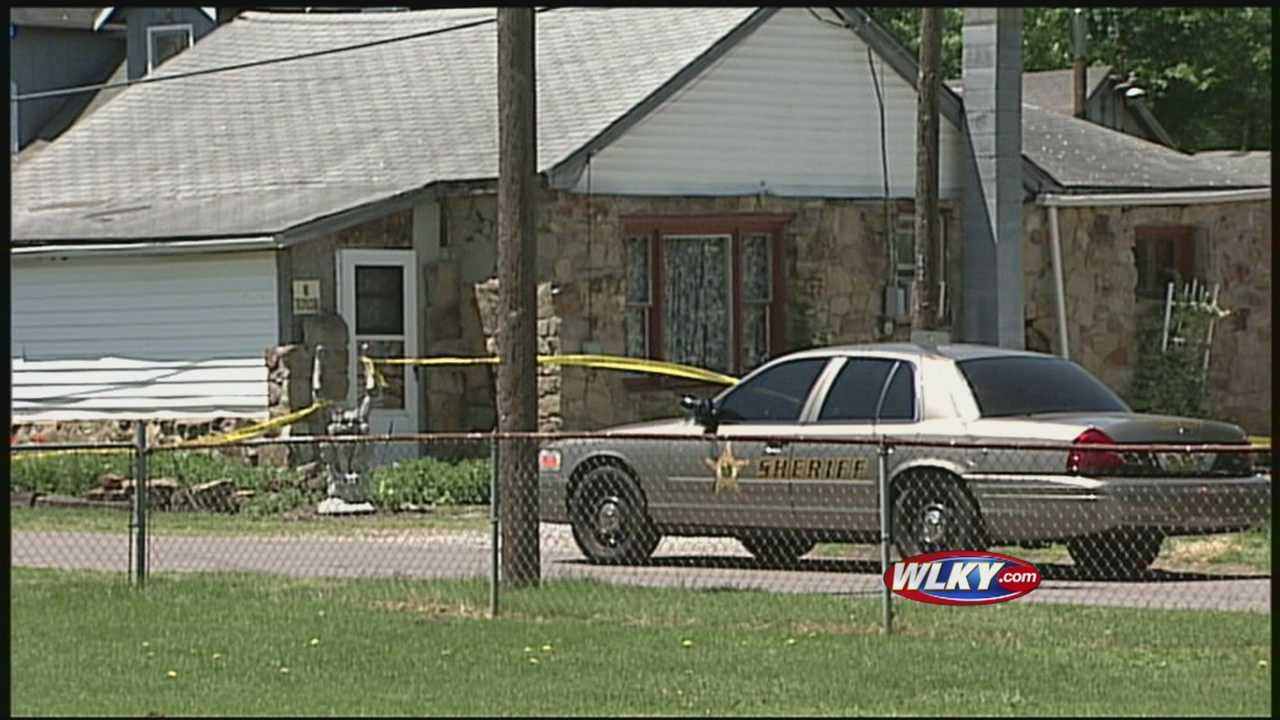 Police say they consider the deaths of four people found shot in a Waynesville home to be drug-related and methamphetamine was discovered at the scene.