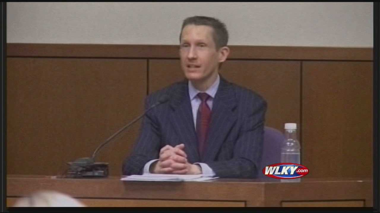 Trial underway for 2nd man accused in Old Louisville slaying
