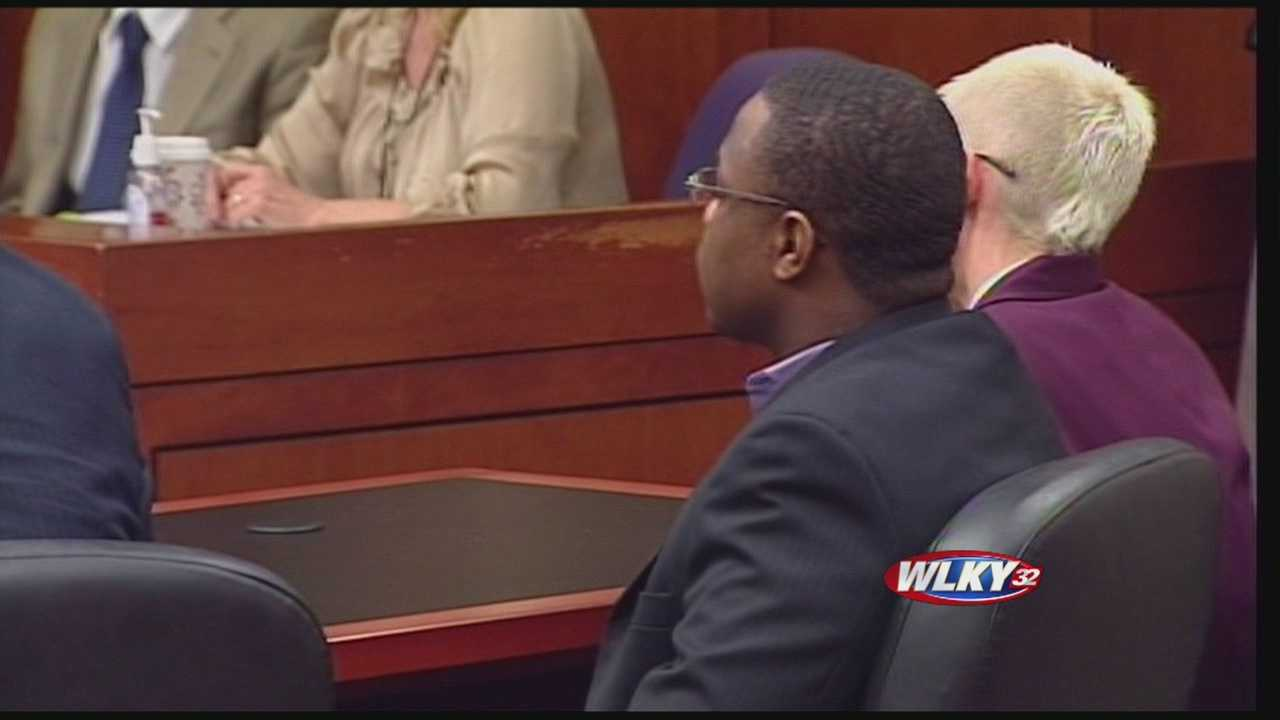 Jurors recommend a 55-year sentence for the man accused of killing a witness of another trial.