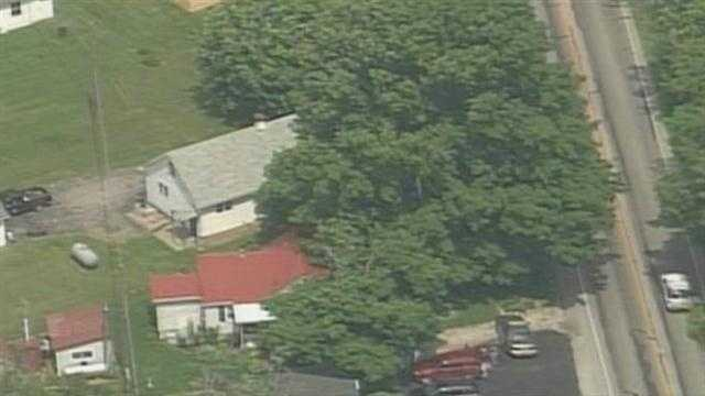 One person is dead after a shooting in Ramsey, Ind.