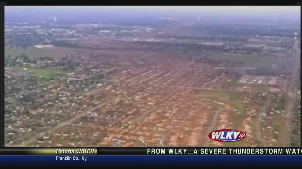 Local volunteers headed to Oklahoma for tornado relief