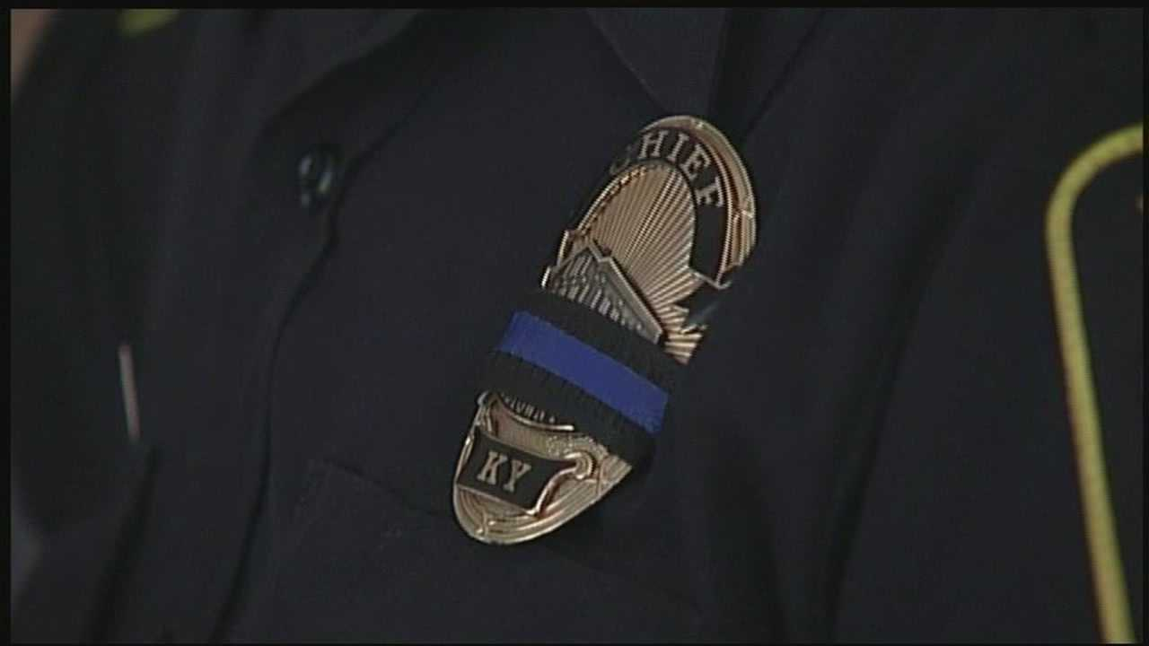 The Bardstown community is remembering a police officer ambushed and shot to death over the weekend.