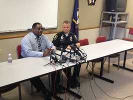 May 28, 2013: Bardstown Mayor Bill Sheckles announces the reward for information leading to an arrest is now $32,000 after a $10,000 donation from the city.