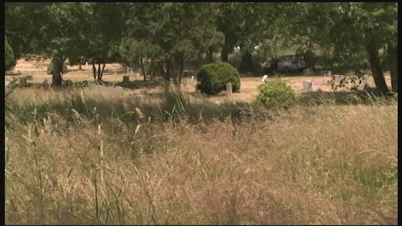 Many people visiting an area cemetery over the Memorial Day weekend were upset after not being able to find their family member's grave sites.