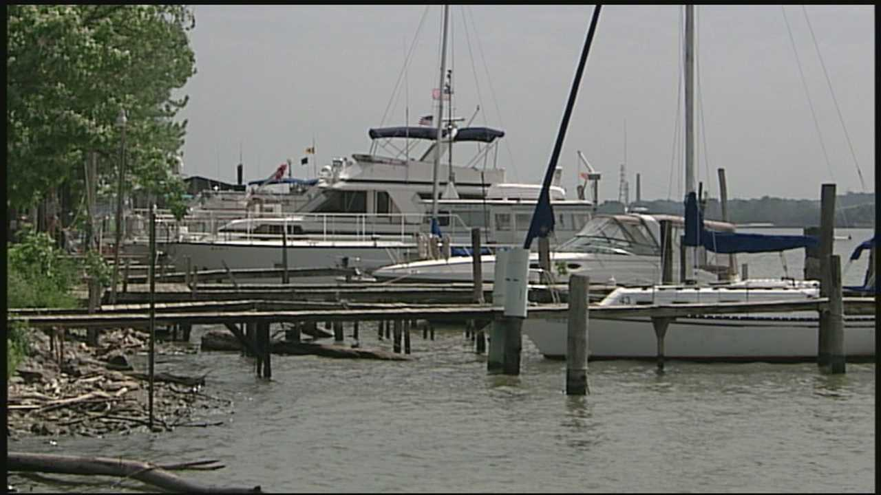 Jeffersonville's mayor wants to spend $2 million for a downtown marina, but he said the City Council's approval is needed before it can become a reality.