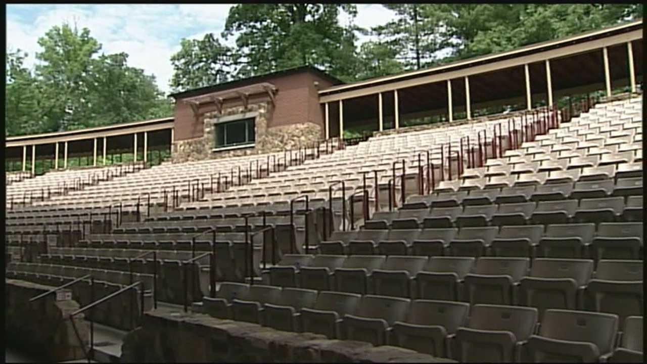 Iroquois Amphitheater celebrates 75th anniversary