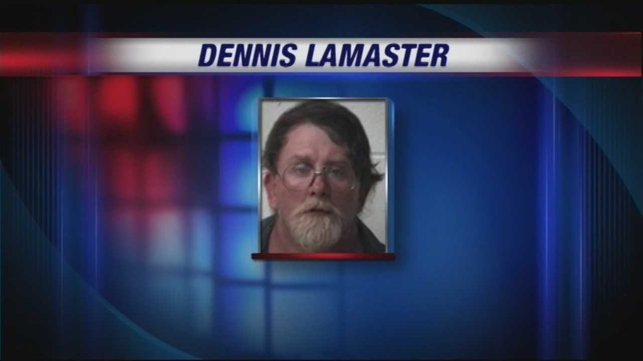 A Scott County, Ind., man is in jail, accused of trying to kill his estranged wife and her boyfriend.