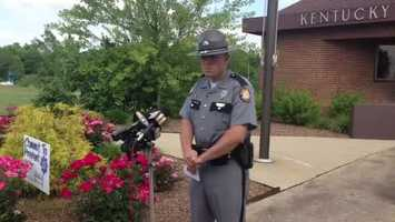 June 4, 2013: Kentucky State Police reveal they want to talk to anyone in Nelson County, or the surrounding area, who had their trees trimmed or removed in the days leading up to the Ellis' shooting. Tree limbs found at the scene were not from the area where they were found.